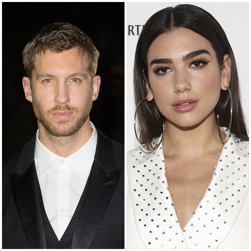One Kiss Calvin Harris Dua Lipa: Calvin Harris Unveils The Official Music Video For His